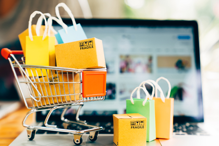 Sell more with an attractive online store.