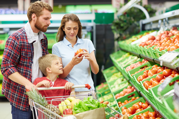 Improve customer footfall in your supermarket and grocery stores with SmartPOS