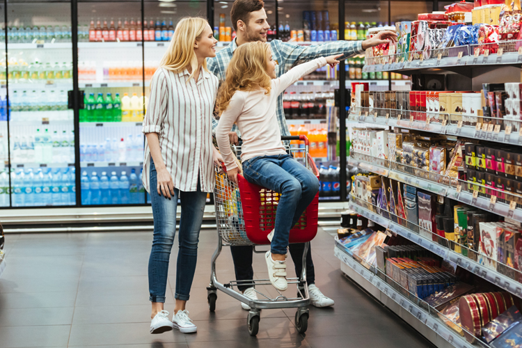 Take charge of your chain of supermarkets and grocery stores from one simple-to-use software tool